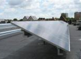 Zon energie systeem (pv)